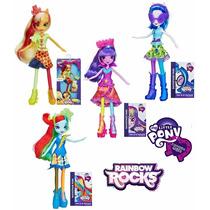 My Little Pony Equestria Girls Peck C/4 Bonecas - Hasbro