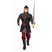 Adulto Medieval Man Traje De Halloween, Tamaño Estándar
