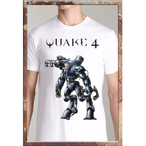 Remeras Videojuegos Quake Far Cry 4 Fear