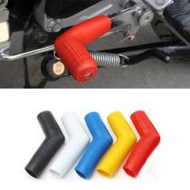Protetor Tênis E Sapato, Pedal Marcha Moto Universal