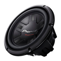 Subwoofer Pioneer Cara Preta Ts-w261s4 300w Rms Bs 4 Ohms