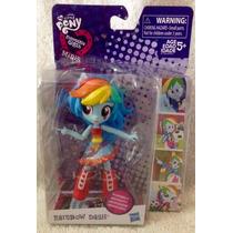 Mini Equestria Girls Rainbow Dash