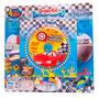 Superkit Super Carros Livro + Dvdx + Quebra-cabeça + Jogos