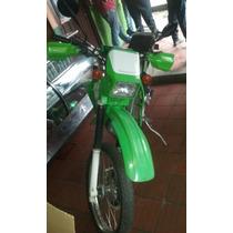 Kawasaki Kmx 125 Verde
