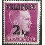 C@- Tercer Reich - Adolf Hitler - Feldpost - Mi # 3 -