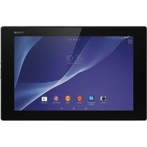 Tablet Sony Xperia Z2 Sgp551 Preto 16gb 4g Tela 10 Tv Wifi