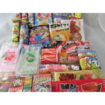 Dulces Japoneses 35 Pcz + Regalo Sorpresa Entrega Inmediata