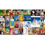 Coleccion Mas De 500 Templates P/ Fotomontajes Psd 3 Dvds