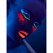 Pinturas Neón Maquillaje Para Fiestas Y Body Paint!!!!
