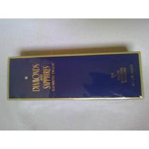 Perfume Diamonds Sappires Elizabeth Taylor Toilette 100 Ml