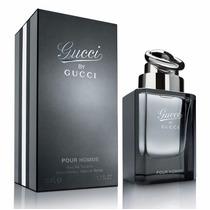 Perfume Hombre Gucci By Gucci Pour Homme 90ml Edt Original