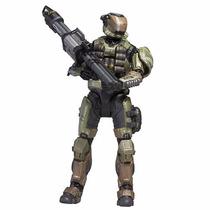 Boneco Novo Mcfarlane Toys Halo Reach Spartan Gungnir