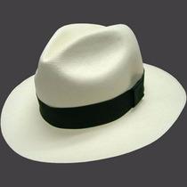 Chapéu Estilo Panamá - Modelo Social Clássico - Unissex