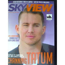 Channing Tatum Dr Who Bruno Mars Cantinflas Revista Sky View