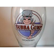 Vaso - Copa Bubba Gump Restaurant Monterey Camaron Souvenir