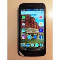 Motorola Moto G3 Para Claro Excelente Estado Con Sd 16gb