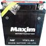 Bateria Maxim Ytx7l-bs Ybr 250 / Ys250 Panella Motos