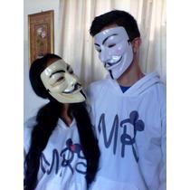 Mascaras De Anonymous V De Vendetta Originales Plástico Duro