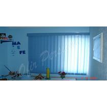 Cortinas Para Dormitório Persiana Vertical Tecido Nuance -m²
