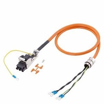 Power Cable Preassembled 6fx80025ca021bf0