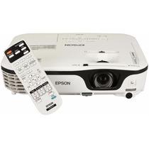 Proyector Epson Video Beam Powerlite W12+ 2800 Lum 2 Años Gt