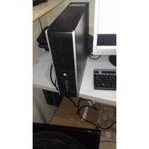 Hp Compaq Elite 8300, Core I7 3,4 Ghz 4gb 500gb