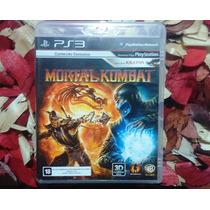 Mortal Kombat 9 Komplete Edition - Pt Br - Mídia Física Ps3
