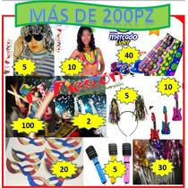 Productos Fiesta,año Nuevo,boda,xv Años,antifaz,globo