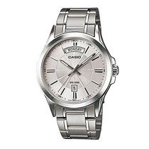 Reloj Casio Mtp1381 Metal Analogo Fechador Dia Semana