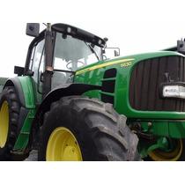 Tractor John Deere 6630 #3077