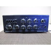 Amplificador Quasar Qa7070 Relíquia 100%