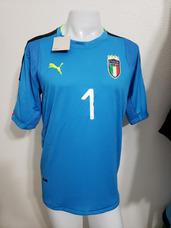 Camisa Buffon Italia Futebol Camisas no Mercado Livre Brasil e47035fdfb2a2
