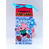 Caixa Milk - Turma Monica - Personalizados - Todos Os Temas