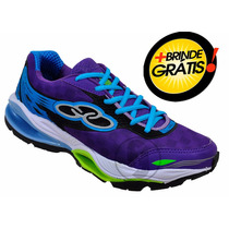 Tenis Masculino Tube Impulse Sprint Decision Null + Brinde1
