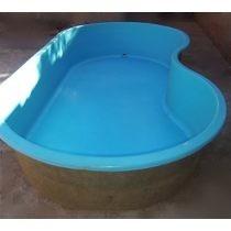 Piscina de fibra usada feij o litro r 500 for Piscinas de fibra usadas