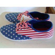 Zapatos Tipo Keds Americanos.