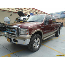 Ford F-350 King Ranch Doble Cabina