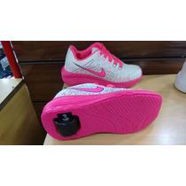 Tênis Nike Air Max Rodinha Feminino Lançamento Aproveite
