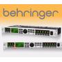 Dcx2496 Bivolt Processador Digital Behringer Pro Dcx2496