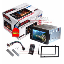 Autoestéreo Pantalla Speed 6.2 Sp-6200ub Dvd Usb Sd Bluetoot