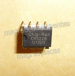 Cr5224 datasheet chip-rail pdf data sheet free from www. Radioradar. Net.
