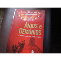 Livro Anjos E Demônios De Dan Brown 461 Páginas