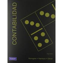 Libro Contabilidad - Horngren - 8 Edicion