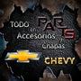 Panel De Puerta Sedan Chevrolet Chevy Y Mas...