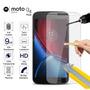 Motorola Moto G4 Plus / Kit Protector Funda Lujo + Vidrio