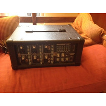 Consola Amplificada Sound Barrier
