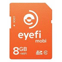 Tarjeta De Memoria Eyefi Mobi 8gb Sdhc Clase 10 Wi-fi, Cloud