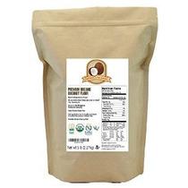 Anthony Usda Organic Coco Harina (5 Lb) Certificado Sin Glut