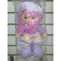 Muñeca De Trapo 34 Cm