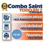 Saint Contabilidad 4.7 MS-DOS